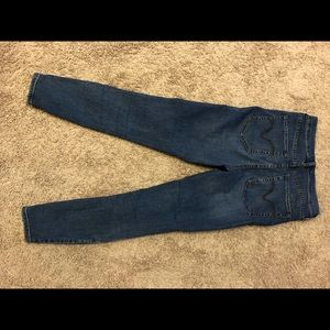 Free People Jeans *like new*